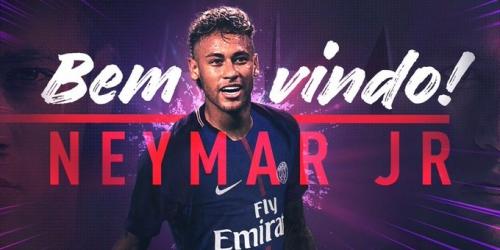 (OFICIAL) Neymar Jr ya firmó con el PSG