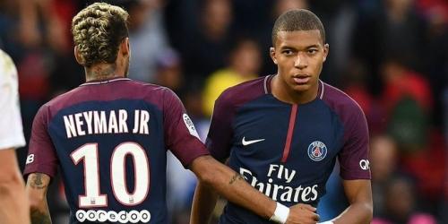 (OFICIAL) Neymar y su cooperación con Mbappé