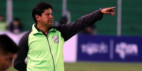 (OFICIAL) Oriente Petrolero anuncia que Eduardo Villegas deja de ser el técnico