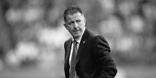 (OFICIAL) Osorio abandona la Selección Mexicana