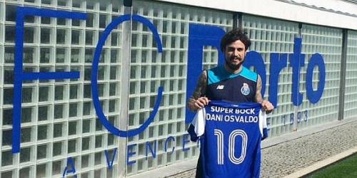 OFICIAL: Osvaldo será el '10' del Porto