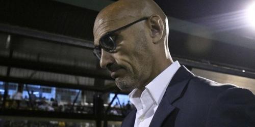 (OFICIAL) Paolo Montero renunció como entrenador de Rosario Central