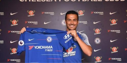 (OFICIAL) Pedro renueva con el Chelsea hasta el 2020