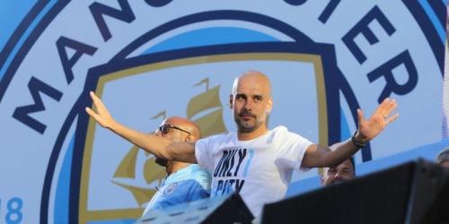 (OFICIAL) Pep Guardiola renueva con el City