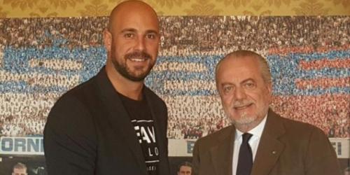 OFICIAL: Pepe Reina vuelve al Napoli