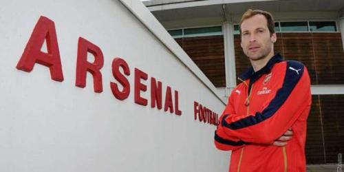 OFICIAL: Peter Cech es el nuevo refuerzo del Arsenal
