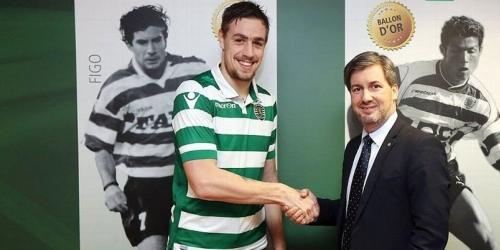 OFICIAL: Portugal, Coates cedido al Sporting