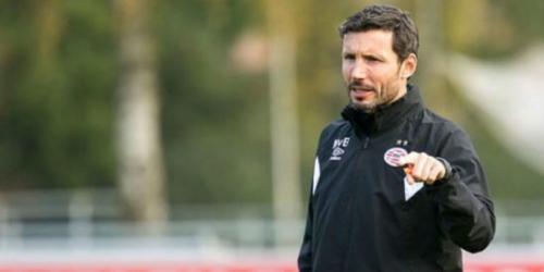 (OFICIAL) PSV Eindhoven presenta a su nuevo entrenador Mark Van Bommel
