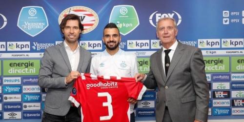 (OFICIAL) PSV ficha a Behich como último refuerzo