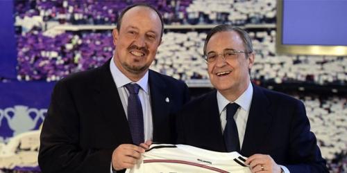 OFICIAL: Rafa Benítez es el nuevo entrenador del Real Madrid