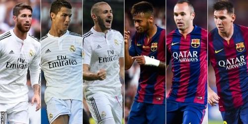 OFICIAL: Real Madrid vs. Barcelona el 21 de noviembre