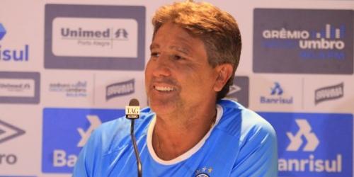 (OFICIAL) Renato Portaluppi hizo historia en la Copa Libertadores