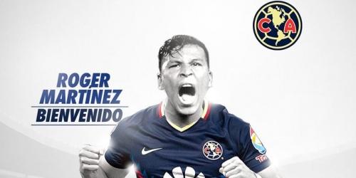 (OFICIAL) Roger Martínez nuevo refuerzo del América