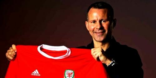 (OFICIAL) Ryan Giggs es nuevo Director Técnico de Gales