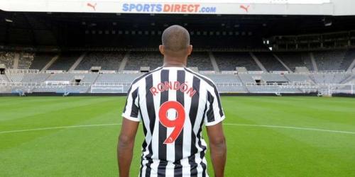 (OFICIAL) Salomón Rondón al Newcastle