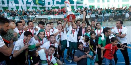 (OFICIAL) Santiago Wanderers campeón por tercera vez de la Copa Chile