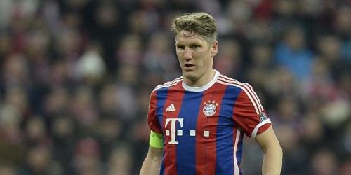 OFICIAL: Schweinsteiger es del Manchester United