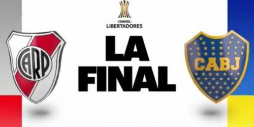 (OFICIAL) Se vuelve a postergar River y Boca por final de la Copa Libertadores