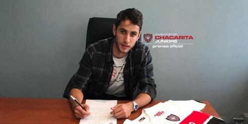 (OFICIAL) Sebastián Gorga, nuevo jugador de Chacarita Juniors