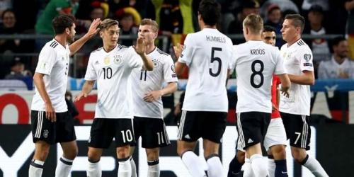 (OFICIAL) Selección Alemana alienta con primas exorbitantes a sus jugadores