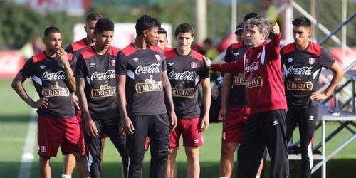 (OFICIAL) Selección de Perú llevará su propia hidratación a Argentina por motivos de seguridad