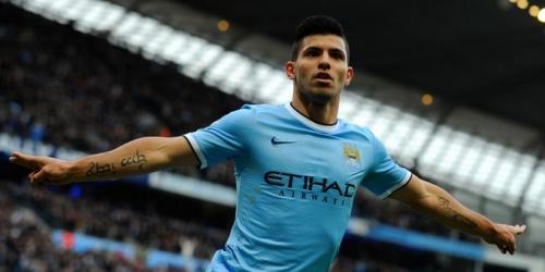 (OFICIAL) Sergio Agüero renovó con el Manchester City