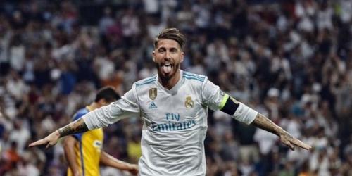 (OFICIAL) Sergio Ramos expande su contrato hasta 2021