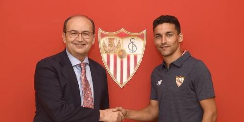 (OFICIAL) Sevilla, Jesús Navas vuelve a casa
