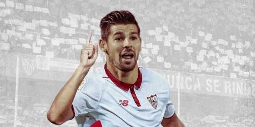 (OFICIAL) Sevilla, Nolito a punto de firmar