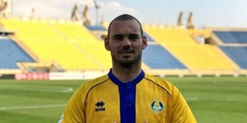 (OFICIAL) Sneijder nuevo jugador del Al Gharafa