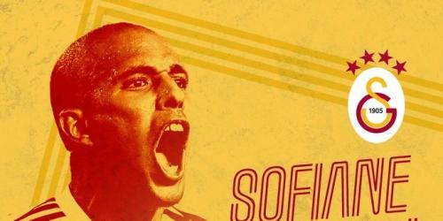 (OFICIAL) Soufiane Feghouli es oficializado por el Galatasaray