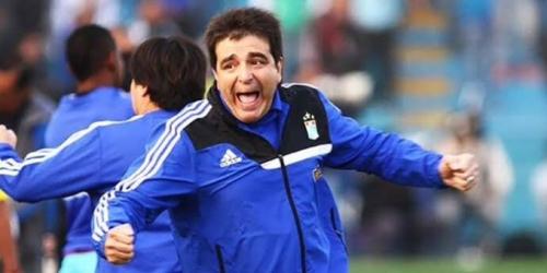 (OFICIAL) Sporting Cristal ya tiene nuevo director técnico