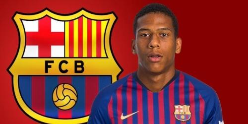 (OFICIAL) Todibo llega al Barcelona