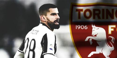 (OFICIAL) Torino, Tomás Rincón cedido por la Juventus