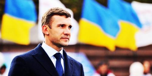(OFICIAL) Ucrania, Shevchenko estará al mando de una selección nacional