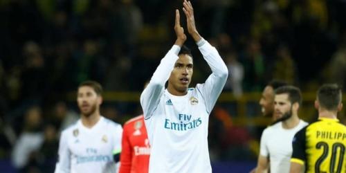 (OFICIAL) Varane, renueva con el Real Madrid hasta el 2022