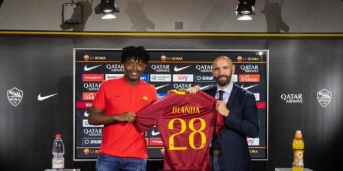 (OFICIAL) William Bianda ficha por la Roma