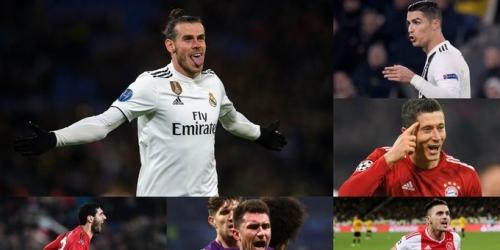 (OFICIAL) Ya se conocen los primeros 8 clasificados para los octavos de final de la Champions League