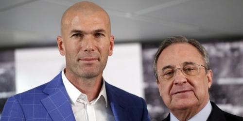 (OFICIAL) Zidane confirma que renueva con el Real Madrid