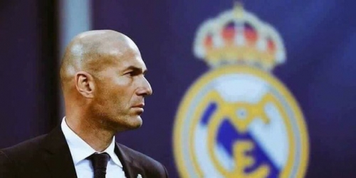 (VIDEO) Zidane deja el Real Madrid