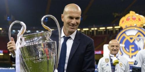 (OFICIAL) Zidane pone condiciones a la posible llegada de Mbappé