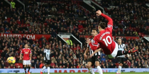 (OFICIAL) Zlatan dice adiós al Manchester United para irse a la MLS