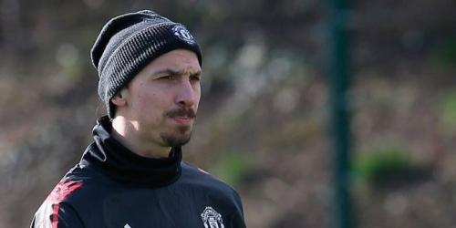 (OFICIAL) Zlatan Ibrahimovich abandona el Manchester United
