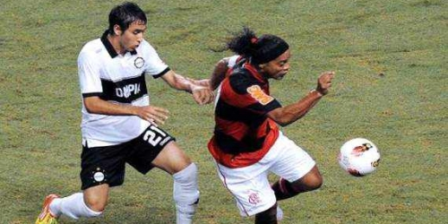 Olimpia, en zona de clasificación en la Copa Libertadores