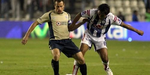 Pachuca y Cruz Azul en la final de la Liga Campeones