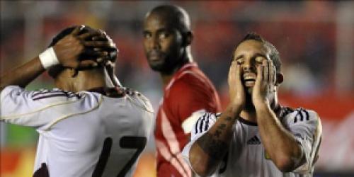 Panamá derrota a Venezuela por 3-1 en amistoso
