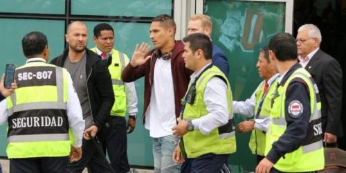 Paolo Guerrero: Perú está contigo