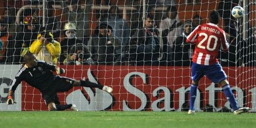Paraguay accede a la final luego de eliminar a Venezuela