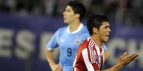 Paraguay empató con Uruguay en las Eliminatorias