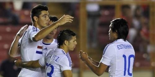 Paraguay, en partido amistoso, venció a Panamá